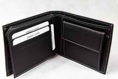 Crni novčanik 104