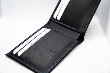 Crni novčanik 206