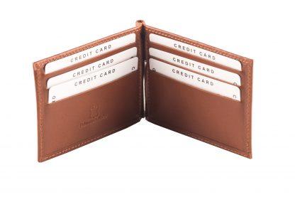 Smeđi novčanik N301