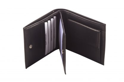 Crni novčanik 155