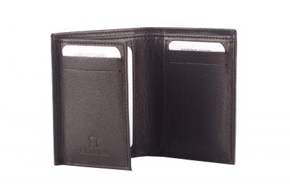 Crni novčanik 604