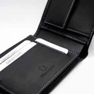 Crni novčanik 104S